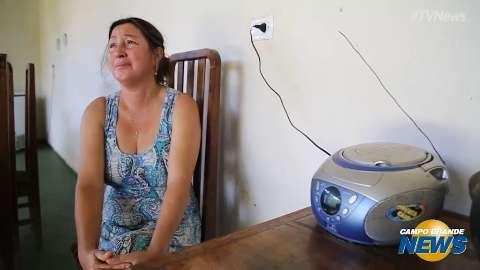 """""""Nasceu para a música"""", desabafa mãe de Mayara, assassinada há uma semana"""