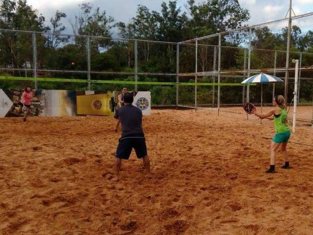 Modalidade ganhou as praças esportivas de Campo Grande (Foto: Divulgação)
