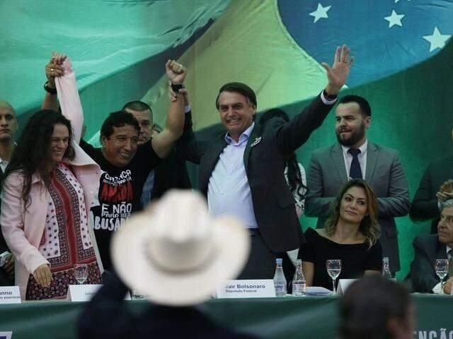 Jair Messias Bolsonaro (Foto: PSL/Divulgação)