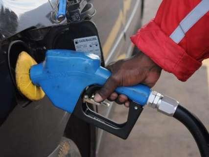 Gasolina chega a R$ 4,89 e preço do litro é o mais caro do ano em MS
