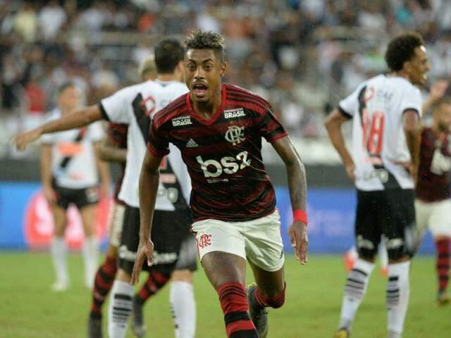 Flamengo venceu o Vasco no primeiro jogo da final do Carioca (Foto: Alexandre Vidal/Flamengo)