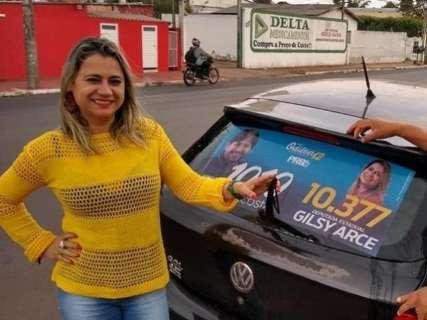 Juiz suspende por 60 dias processo de candidata suspeita de fraude em MS