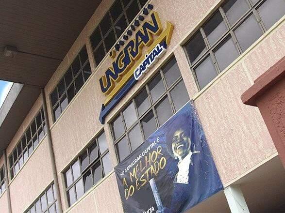 Sede da Unigran, em Campo Grande. (Foto: Divulgação/Arquivo).