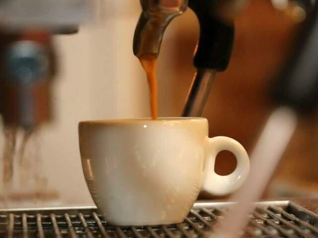 O Nis Café Cultural, tem café gourmet vindo direto de Minas Gerais.(Foto: Leca Photos)