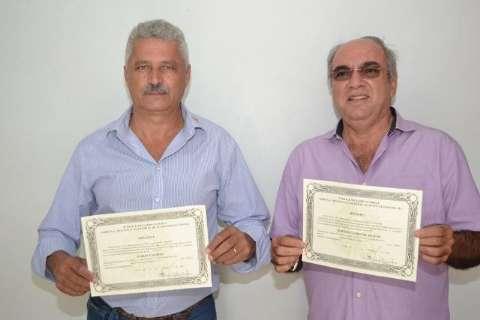 Com candidatura cassada, prefeito eleito de Caarapó é diplomado hoje