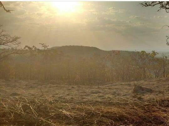 Região da Serra de Maracaju em Mato Grosso do Sul (Izabela Sanchez)