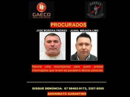 Alvo da Omertà, pistoleiro entrou em contato com família 3 vezes após fuga