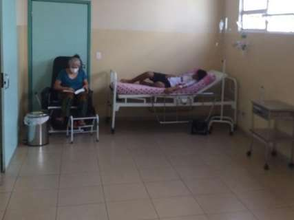 Paciente que passou 3 dias em UPA já está em hospital e exame descarta gripe A