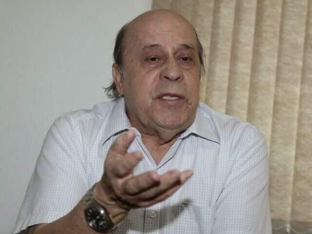 Também no dia 5, ex-suplente de Delcídio e ex-candidato a senador Antônio João ingressou no partido. (Foto: Cleber Gellio/Arquivo)