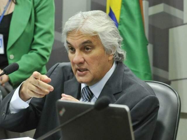 Delcídio do Amaral pode retornar as eleições (Foto: Geraldo Magela/Agência Senado)