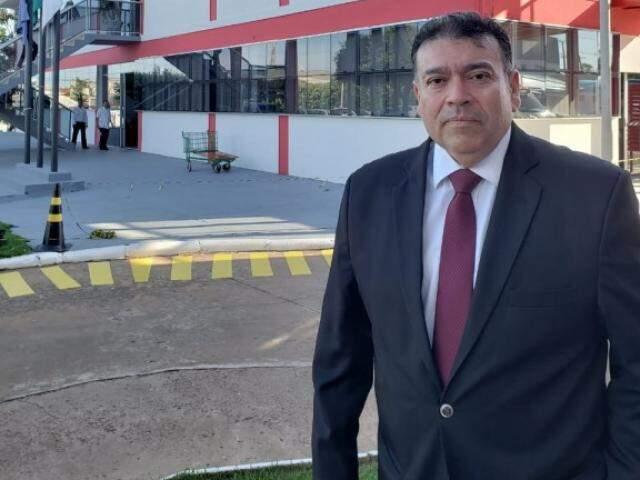 Advogado do acusado, José Roberto da Rosa. (Foto: Divulgação)