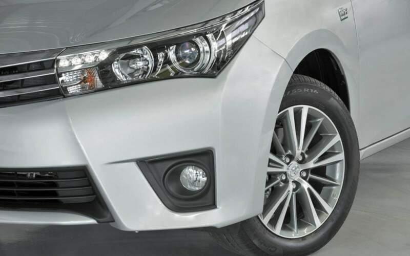 Toyota faz lançamento oficial do novo Corolla
