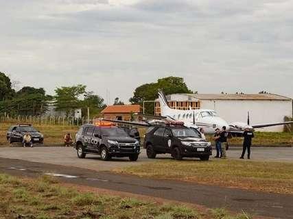 Contradições em depoimentos levaram à prisão de piloto e vigia de hangar