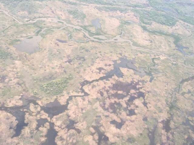 Chaves afirma que Fundo Pantanal ajudaria em estudos para combater efeitos da supercheia. (Fotos: Divulgação)