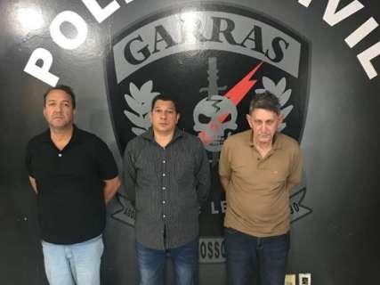Advogada suspeita de participar de golpe milionário é presa