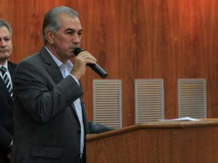 Reinaldo visita e autoriza obras em Cassilândia, Inocência e Paranaíba