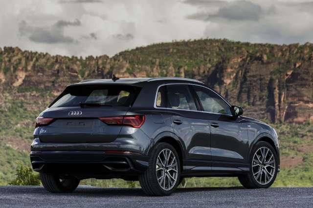 Audi inicia pré-venda do novo Q3 no Brasil