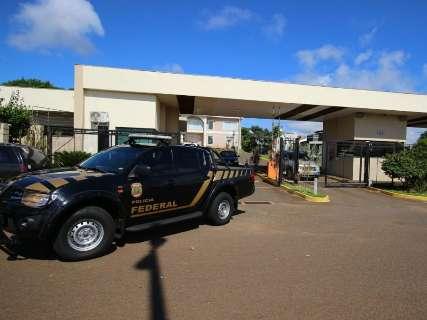 PF prende  dono de companhia alvo de operação em três estados