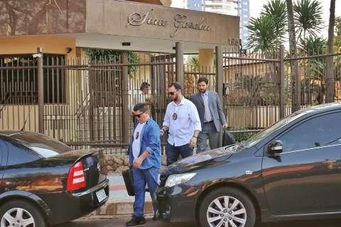 Alvo de mandado de prisão, pecuarista se apresenta à Polícia Federal
