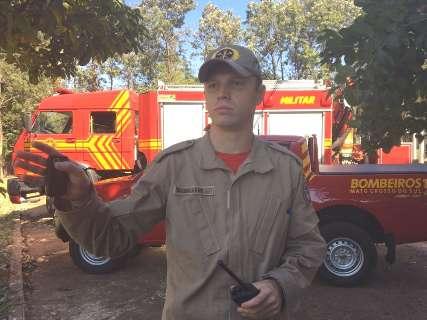 Voluntariamente, bombeiros fazem buscas por corpo de Kauan em rio