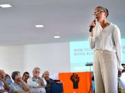 Sorteio define Marina Silva como 1ª candidata a aparecer no horário eleitoral