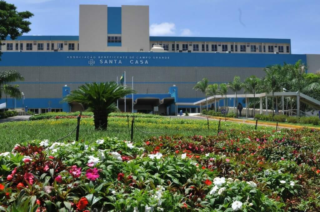 Fechamento da psiquiatria na Santa Casa será investigada pelo MPE. (Foto: Alcides Neto/Arquivo)