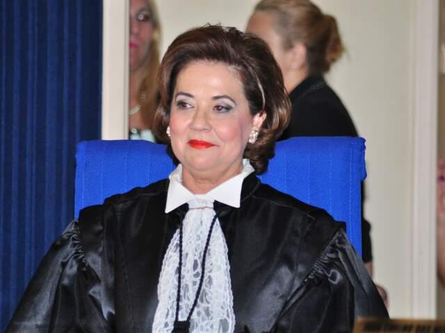Primeira mulher a se eleger à Assembleia Legislativa, Celina morreu aos 64 anos. (Foto: João Garrigó)