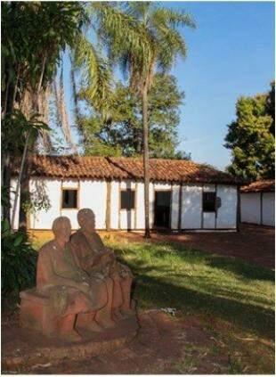 Museu José Antonio Pereira.