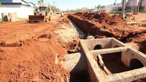 Governo anuncia investimentos de R$ 117 milhões em saneamento