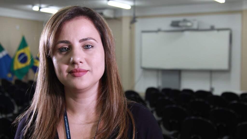 Juliana Prati, professora mestre da Unigran Capital.(Foto: Divulgação)