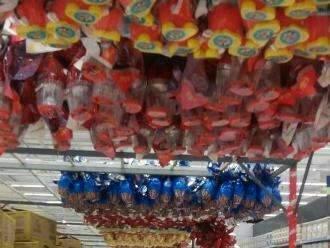 Passado o Carnaval, ovos de Páscoa começam a ganhar espaço nas lojas