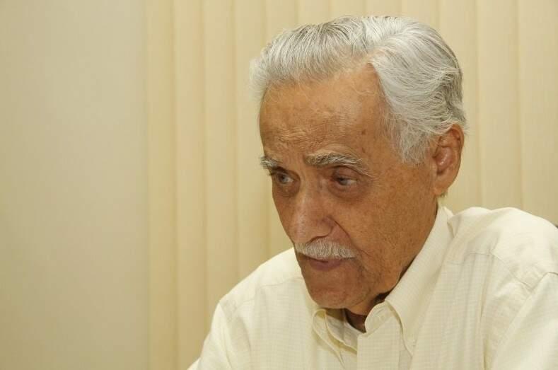 Ex-governador faleceu em casa, aos 100 anos. (Foto: Arquivo)