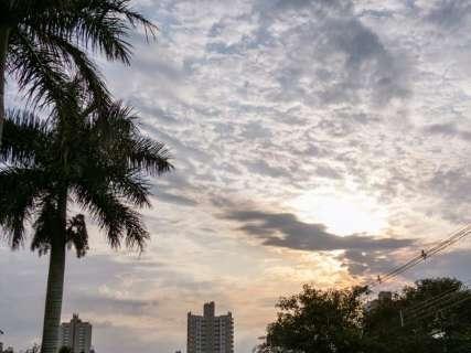 Inmet prevê sexta-feira com calor de 40°C em Mato Grosso do Sul