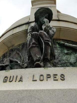 O esquecido Guia Lopes.