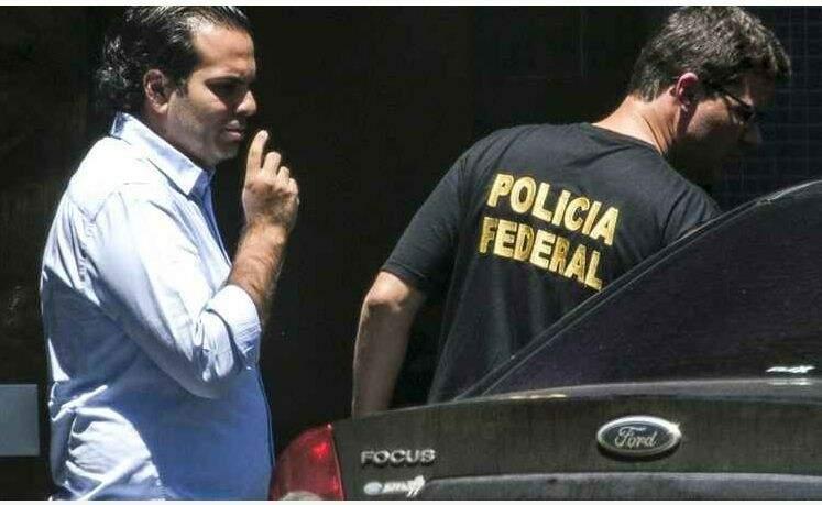 Chefe de gabinete do senador Delcídio do Amaral (sem partido). (Foto: Marcelo Camargo/ Agência Brasil)