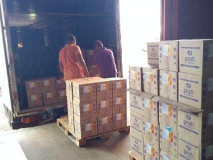Prefeitura reforça estoque de remédios para distribuição em postos de saúde