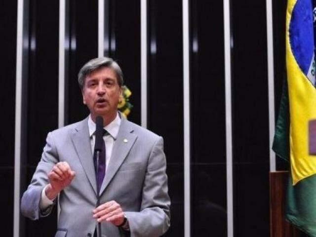 Dagoberto recebeu R$ 300 mil, via doações indiretas, de empresas autuadas pelo Ibama. (Foto: Divulgação)