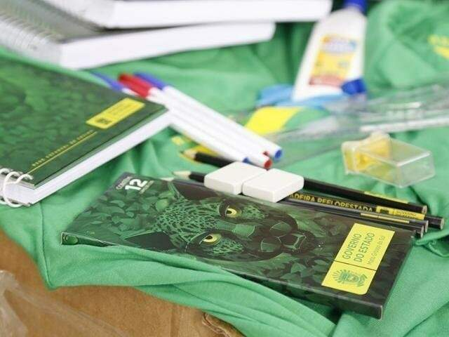 Secretaria não foi informou quando os kits estarão disponíveis para entrega (Foto: Divulgação/Arquivo)