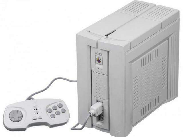No final de 1994 a japonesa NEC lança o PC-FX, sucessor do PC Engine