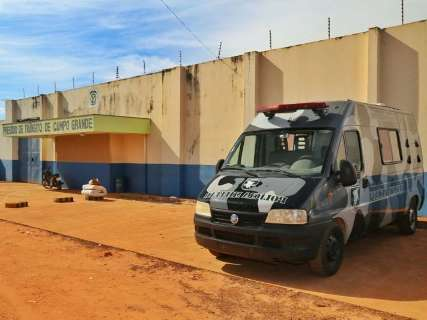 Aula prática leva Batalhão de Choque para dentro do Presídio de Trânsito