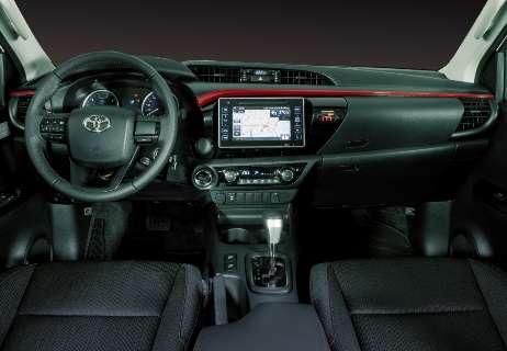 Toyota Hilux e SW4 2018 chegam com cinco novas versões