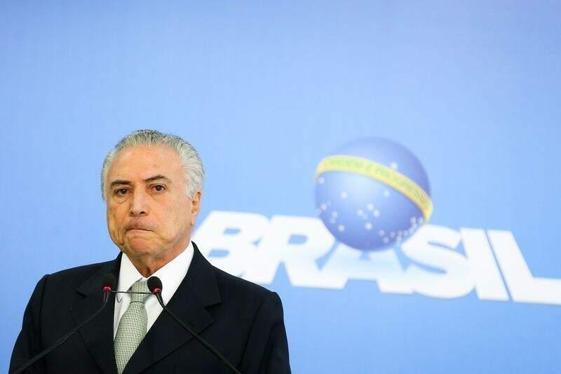 Pelo menos neste primeiro momento, Temer conseguiu evitar a debandada de aliados do seu governo (Foto: Agência Brasil/Divulgação)