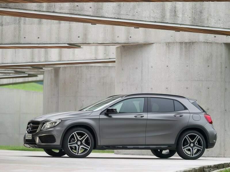 Mercedes inicia produção do GLA, em 2016 tem previsão de fabricar no Brasil
