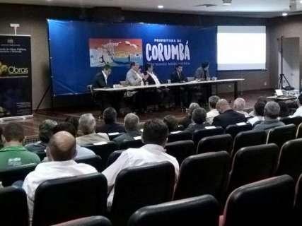 Seminário discute corredor de transporte ligando a Bolívia ao porto de Santos