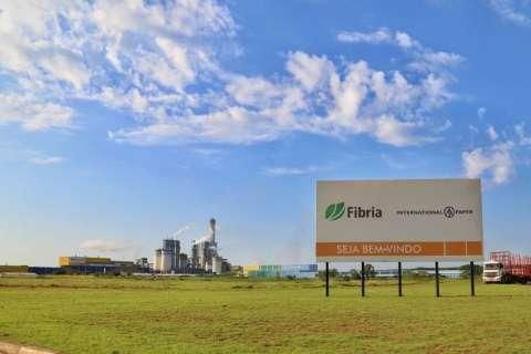 Fibria oferece 100 vagas de capacitação para estágio na empresa