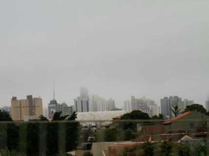 Cidade de MS teve sensação térmica de 1ºC , mas geada não se confirma