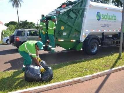 Sem reajuste, taxa de lixo tem receita prevista em R$ 32,7 milhões