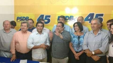 PSDB estuda nomes e admite aliança para Senado, afirma Azambuja