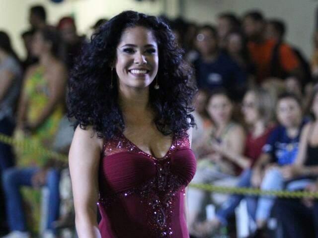 Vencedora do concurso em 2017. (Foto: Divulgação)
