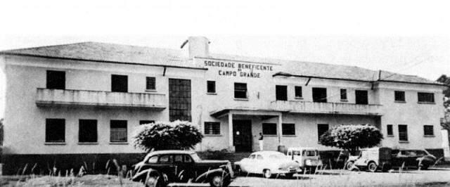Santa Casa de Misericórdia foi erguida pela empresa Thomé.